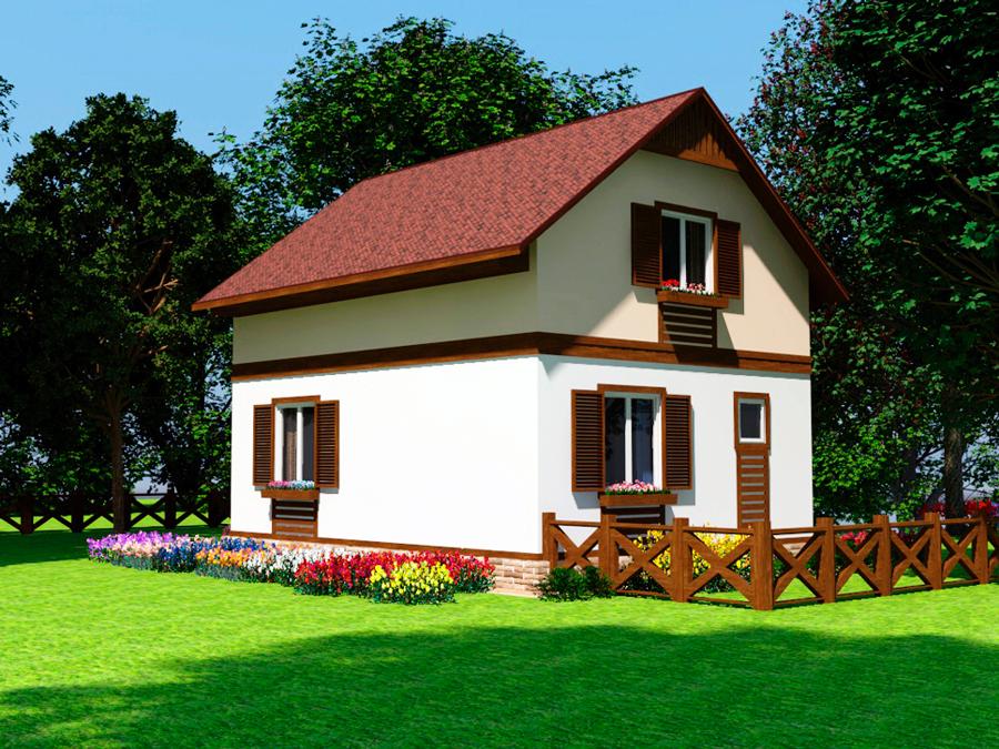 Дом чудес (98кв.м) — 23520$