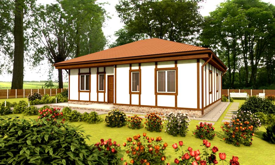 Польский дом (100кв.м) — 22800$