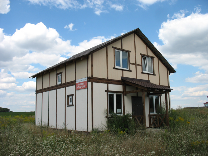 Дом Тарасовка